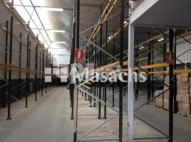 Alquiler nave industrial, 980 m²