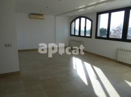 For rent duplex, 166 m², near bus and train, almost new, parc vallbona
