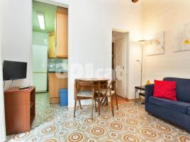 Flat in monthly rentals, 38 m², near bus and train, Comte Santa Clara - Playa Barceloneta
