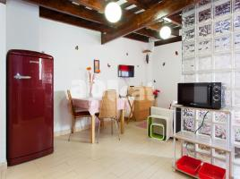 Flat in monthly rentals, 29 m², near bus and train, Sant Pere Més Baix - Born