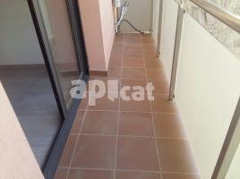 For rent flat, 68 m², near bus and train, almost new